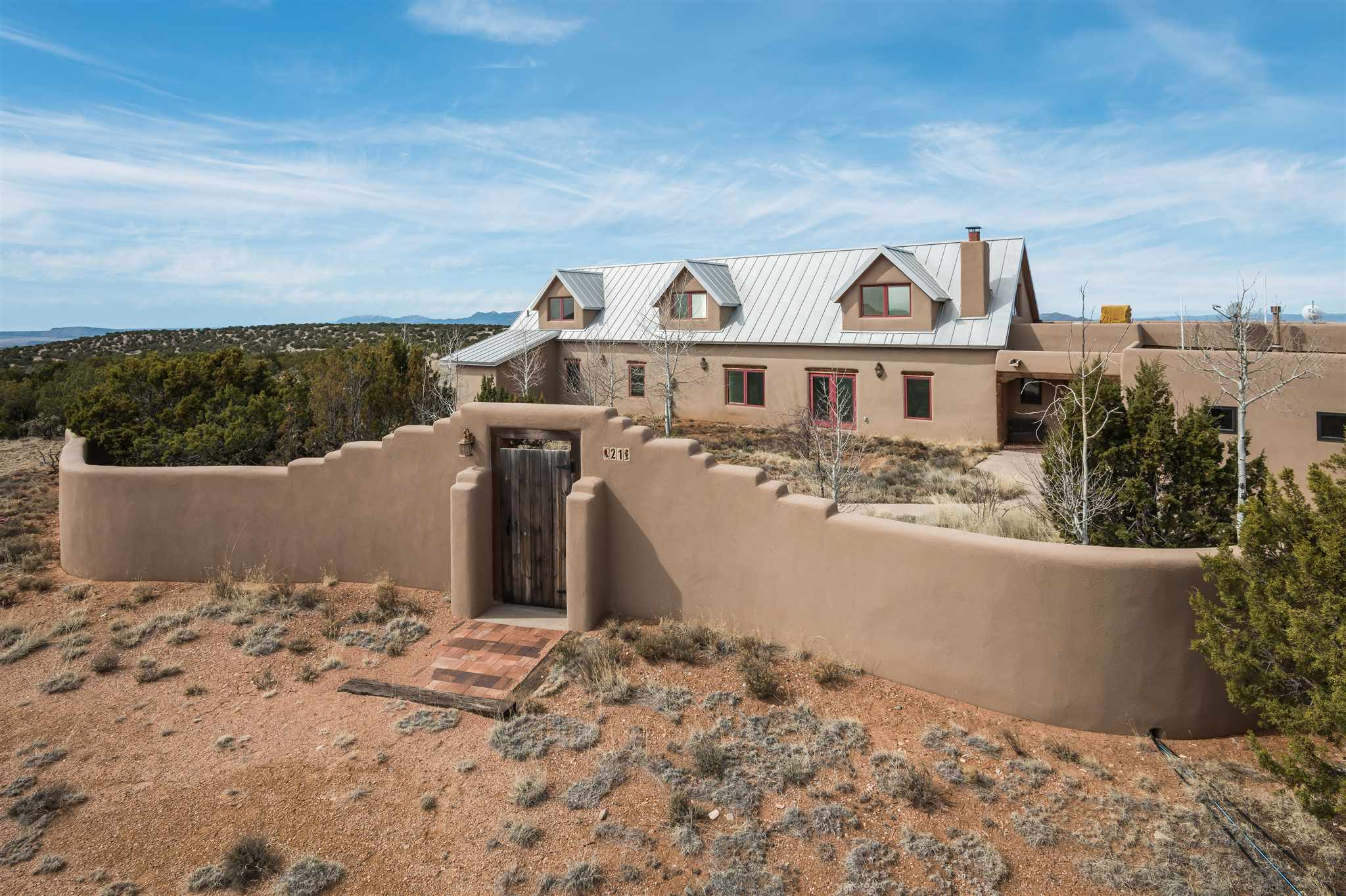 Newly-Priced Homes for sale on Highway 285 Santa Fe, New Mexico